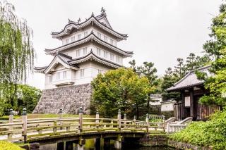 埼玉県行田市「忍城址」のぼうの城
