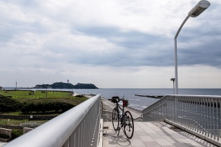 鵠沼橋 歩道橋