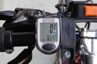 サイコン 2014-9.30 65.42km