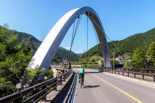 檜原村サイクリング