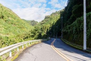 青梅 松ノ木トンネル
