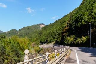 名栗湖から山伏峠へ