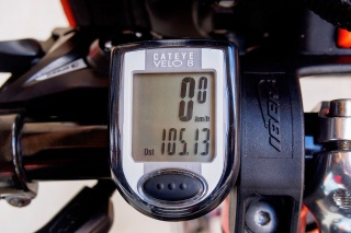 10.16 サイコン 105.13km