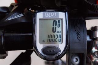 サイコン 10.28-100.2km