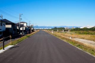 多摩サイ 日野橋付近 右岸