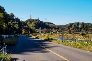 秋川CR 右岸