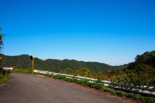 入山峠 入山トンネル