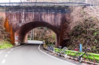 中央本線 第二浅川橋梁