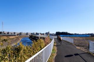 境川サイクリング
