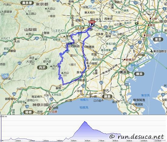 2015.3.22 ヤビツ峠 周遊コース