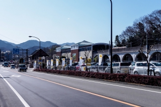 JR武蔵五日市駅