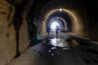 旧善波トンネル