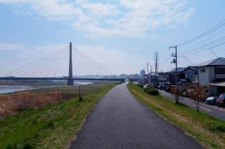 多摩川CR 右岸