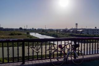 浅川 ふれあい橋