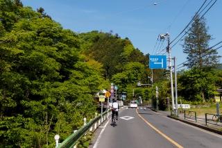 和田峠 陣馬街道
