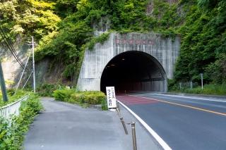 国道299号線 赤谷トンネル