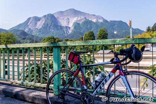 秩父 武甲山 ロードバイク