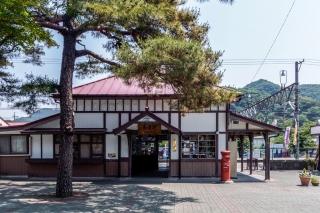 秩父鉄道 長瀞駅
