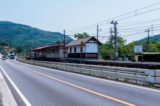 秩父鉄道 樋口駅
