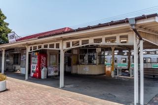 秩父鉄道 小前田駅