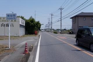 埼玉 140号線 熊谷