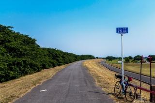 荒川サイクリングロード 熊谷