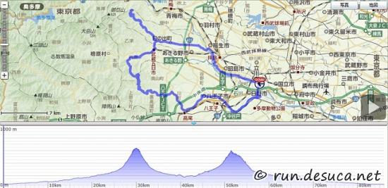 2015年4月29日 梅ノ木峠、入山峠