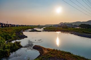 浅川CR 平山橋