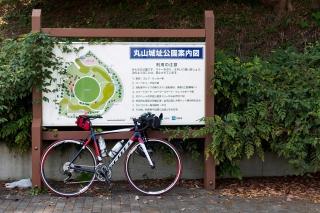 丸山城址公園