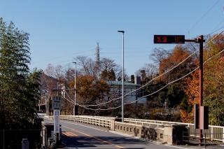甲州街道 藤野駅付近