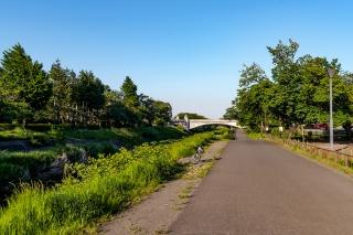 浅川サイクリング
