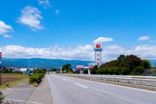 国道20号 塩尻峠