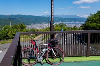 塩尻峠 ロードバイク