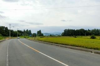 栃木県 県道3号線 羽生田街道