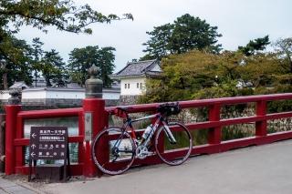 小田原城 学橋