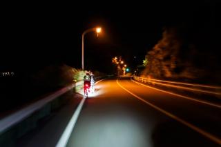 国道135号線 真鶴付近