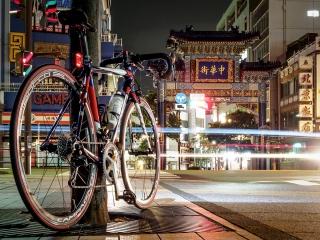 横浜中華街 東門 朝陽門
