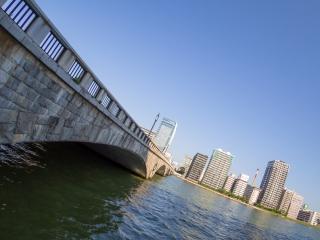 新潟市 萬代橋(万代橋)