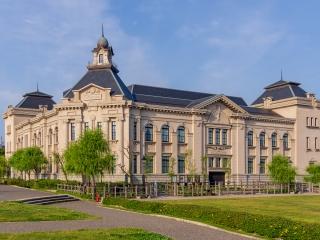 新潟市歴史博物館(みなとぴあ)