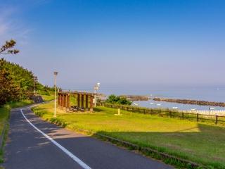 新潟島サイクリング