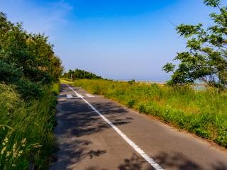 新潟島一周サイクリング